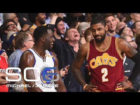 Draymond Green not surprised by Kyrie Irving trade to Celtics | SC6 | ESPN