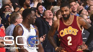 Draymond Green not surprised by Kyrie Irving trade to Celtics | SC6 | ESPN thumbnail