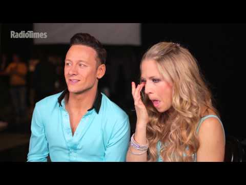 Kellie Bright and Kevin Clifton talk Strictly 2015