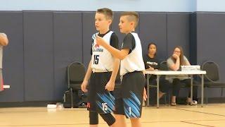 Basketball and Easter Baskets