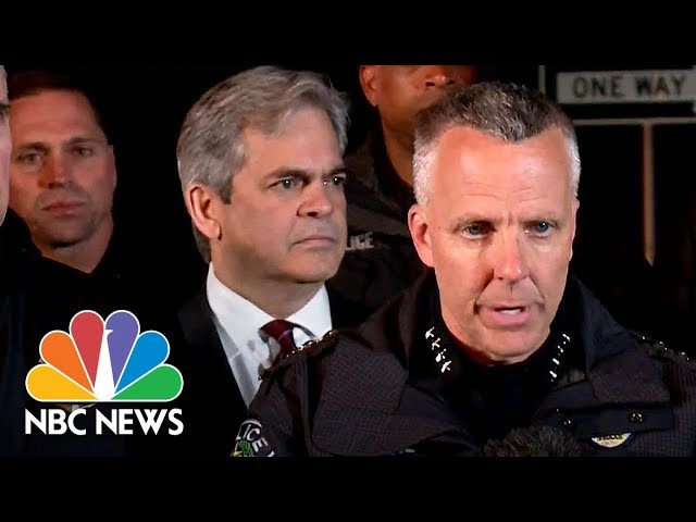 Austin Police Chief: Austin Bomb Suspect 'Detonated Bomb Inside Vehicle' | NBC News