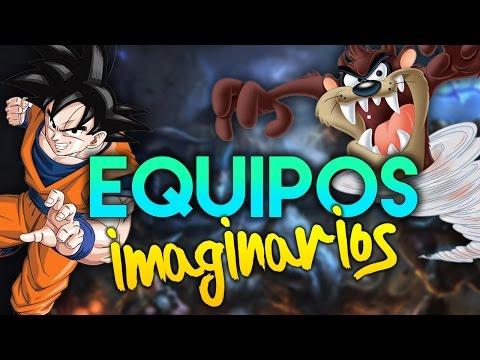 EL MEJOR EQUIPO IMAGINARIO DEL LOL | Con Rouz