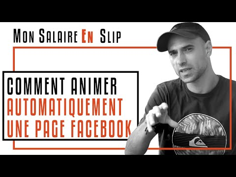 Comment animer automatiquement une page Facebook ? [Growth Hacking]