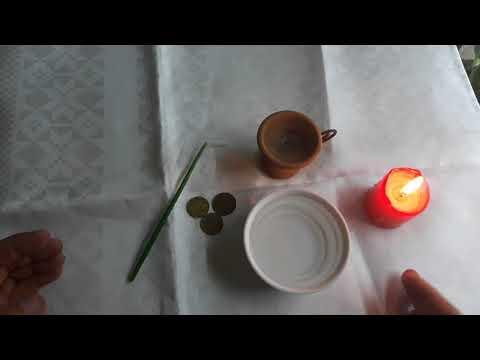 Элементарный ритуал от бедности в доме