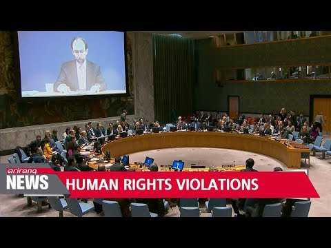 UN Security Council passes formal resolution on North Korea's human rights abuses