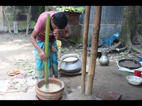 Village Food | Puffed rice | Village Life...