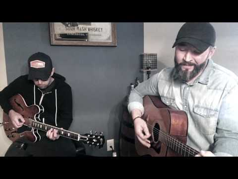 Chris Stapleton - Broken Halos (cover)