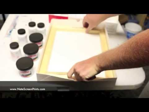 BEST SPEEDBALL Screen Printing COMPLETE Guide!