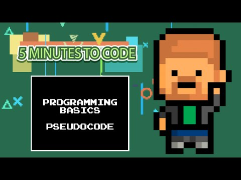 5 Minutes to Code: Programming Basics