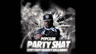 Popcaan - Party Shot (Soca Remix)