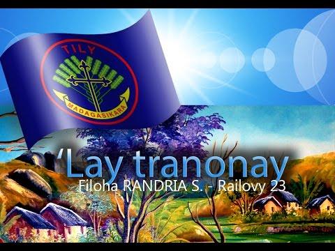 Hira Tily, RAILOVY - 'Lay tranonay - Fanabeazana Skoto