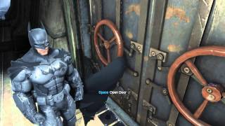 Batman Arkham Origins silly bugs