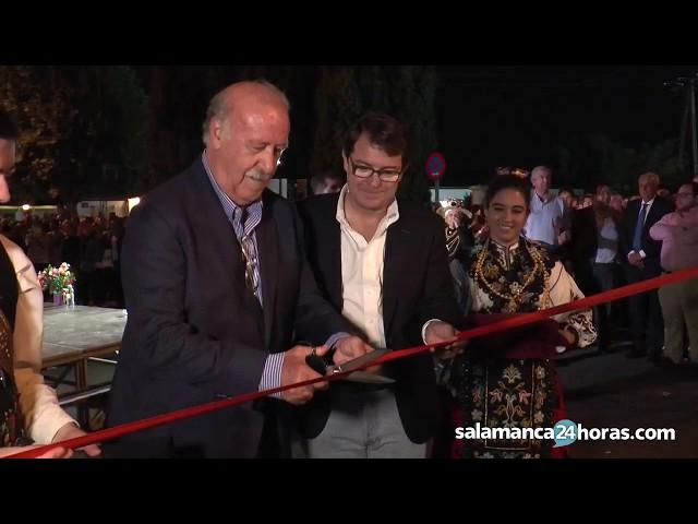 Ferias y Fiestas 2017: Encendido del recinto ferial