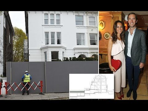 Pippa and James Matthews adding six bedroom 17million home but their neighbours arent happy