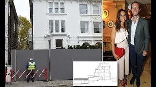 Pippa and James Matthews adding six bedroom £17million home but their neighbours aren't happy