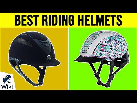 10 Best Riding Helmets 2019