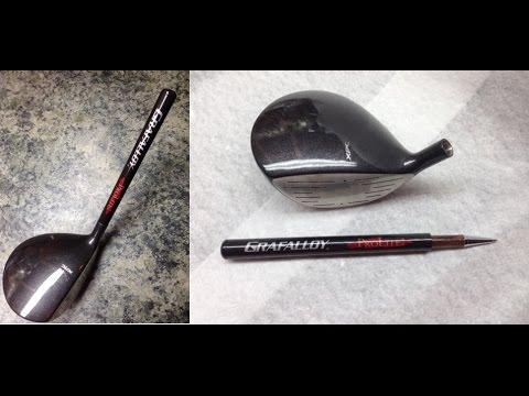 Golf Club Desk Pen Set