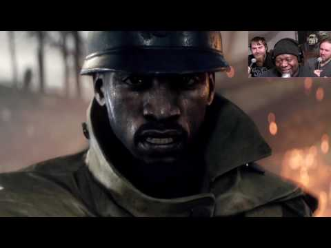 Combat Veteran plays Battlefield 1 for the first time  Full Video