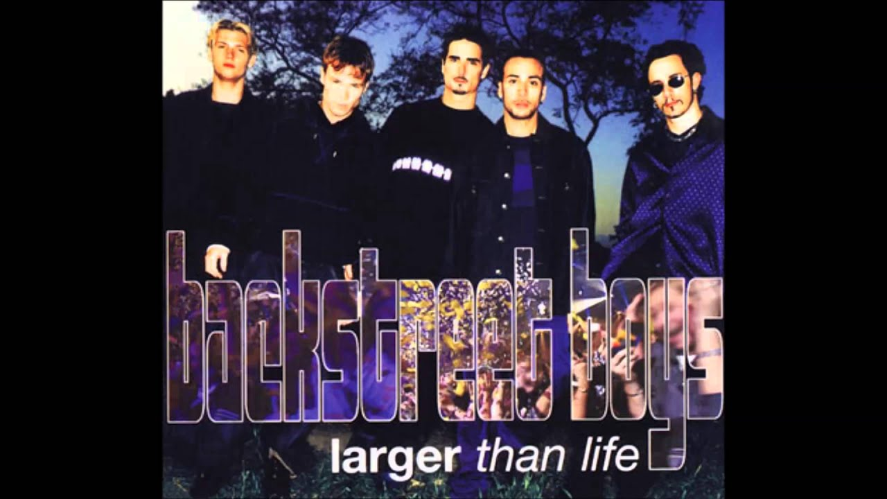 Backstreet Boys - Larger Than Life Instrumental Cover ...