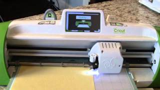 Cricut Expression 2: #5 Cutting (Final)
