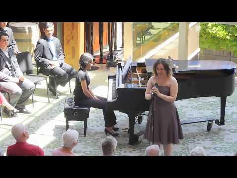 "Oregon Bach  Festival - ""Strangeland Academy' Soloist "" ! (1)"