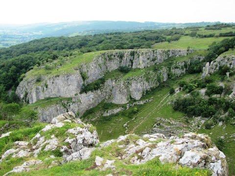 Somerset Country Walk - Cheddar Gorge round
