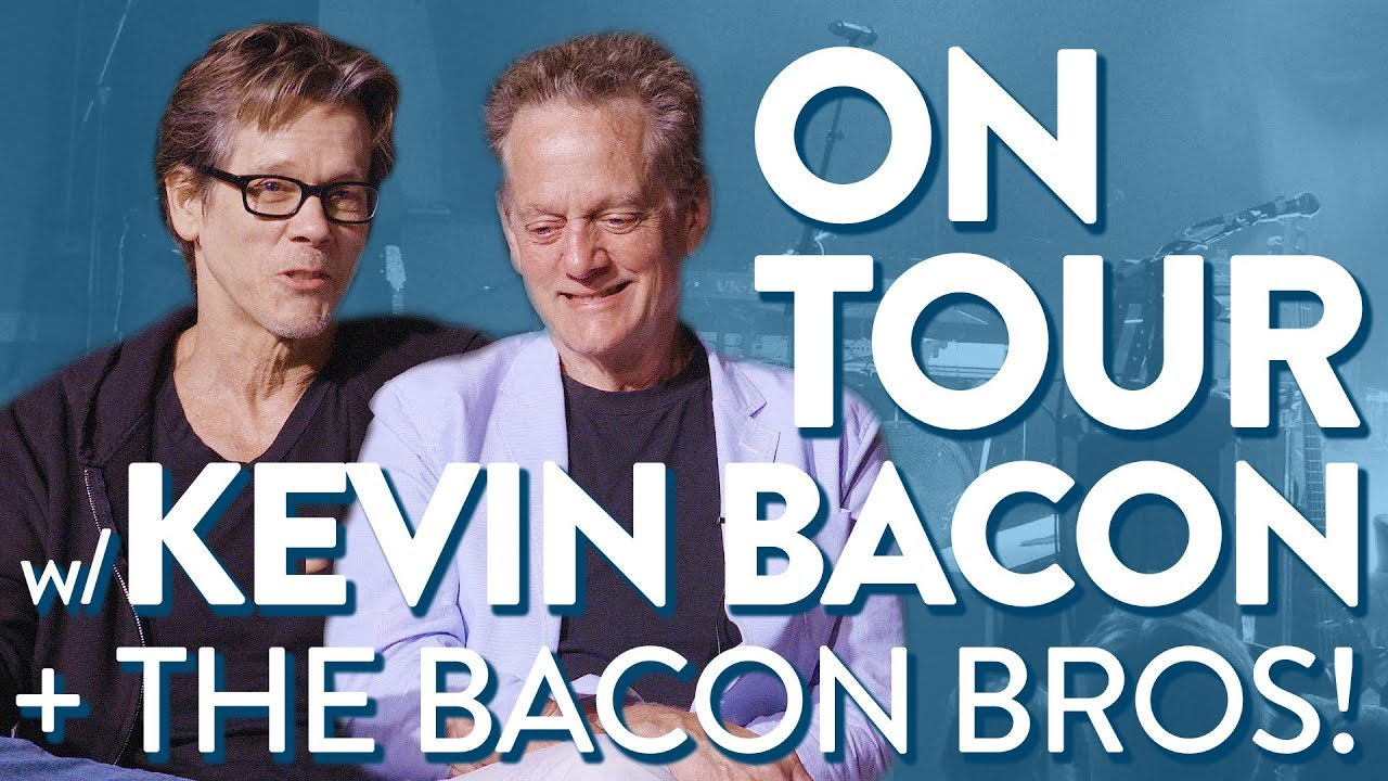 "Ep. 103 ""On Tour with Kevin Bacon + Bacon Bros."""