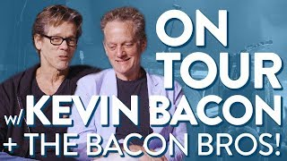 "Ep. 103 ""On Tour with Kevin Bacon + Bacon Bros."" - Voice Lessons To The World"