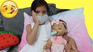 Sick Song - Children Songs & Nursery Rhymes #2