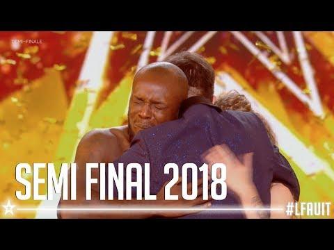 Dakota et Nadia  |  Semi final | France's got talent 2018