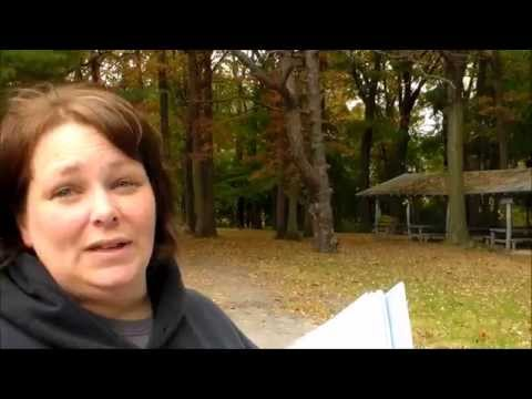 Coleman Park Tour 10 25 2015 with Missy Lesher and Skip Wolfe