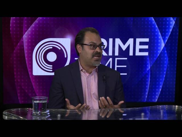 ZCM's Mehul B. Anjaria on Crime Time 4-28-16