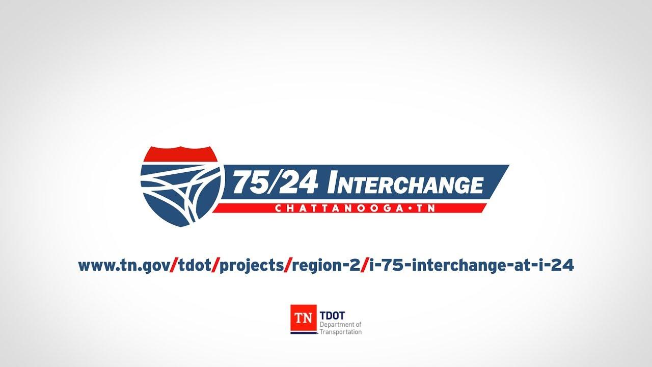 I-75 Interchange at I-24