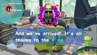 Touch My Katamari DLC #9 - The Great Journey in Eternal mode