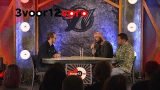 Hiphop Hooray? De toekomst van (live) hiphop in NL (3voor12 Talkshow)