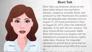 Blunt Talk - Wiki Videos