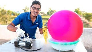 Making Liquid Air | अगर हवा का तरल रूप नहीं देखा तो अब देख लो | Very Unique Experiment