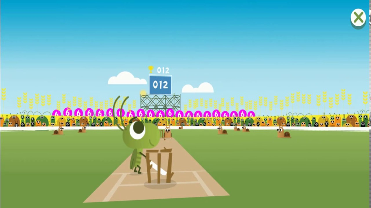 Google Cricket Doodle 2017 Cheat 999 Highest Score Cheat Every Doodle