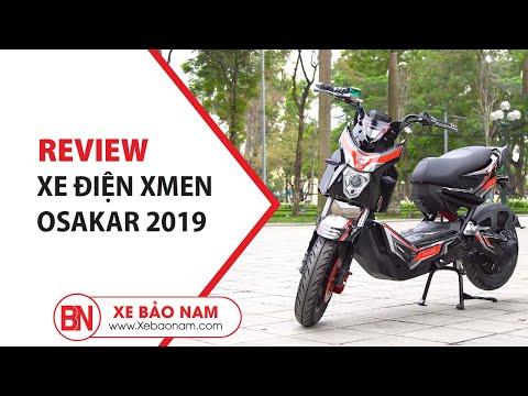 Review Xe Điện XMen Osakar 2019  Giá 14.000.000đ ► Xe Máy điện Xmen Tốt Nhất - King Kong Xmen(HD)