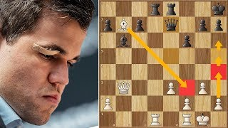 Throwing Punches | Carlsen vs Caruana 2018. | Game 9