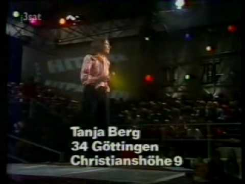 Tanja BergDas Herz das du brichst