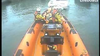 Rnli Sunderland And Hartlepool - 31st October 2010 - Motor Cruiser Broken Down