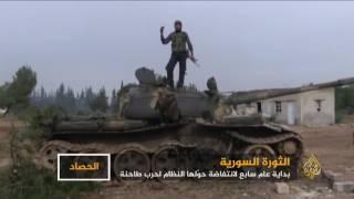 الثورة السورية.. أرادها الشعب سلمية فحولها النظام لحرب طاحنة
