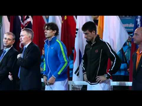 Djokovic and Nadal nearly collapse —Australian Open 2012 Championship Final