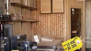 як правильно зробити парилку в дерев'яній лазні