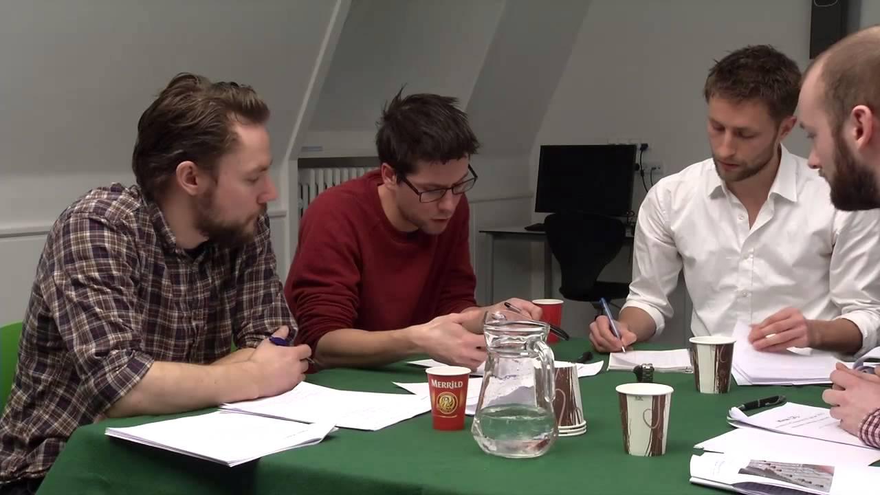 HF eksamen i Kultur og samfund Ved det grønne bord