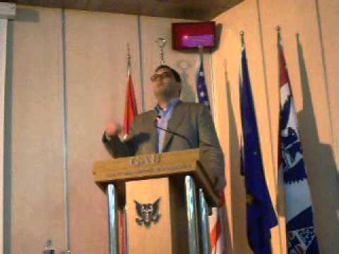 Dr. Ozan Örmeci-The Role of Trade in Foreign Policy: Cyprus Example (Conference)