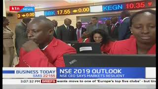 NSE reports good business as the year begins