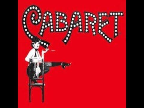 Musical Podcast Episode 3  Cabaret