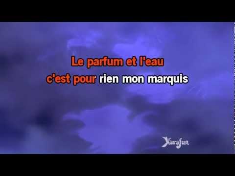 Karaoké Sous les ponts de Paris - Vincent Scotto *